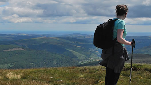 10 Day Independent Walking Holiday Wicklow Way