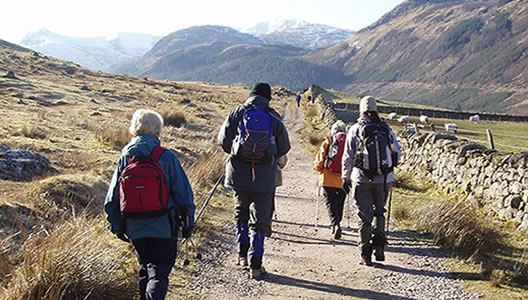 7 Day Self-Guided Walking Tour West Highland Way Scotland