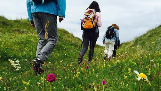 8 Day Guided Walking Holiday Donegal & Antrim