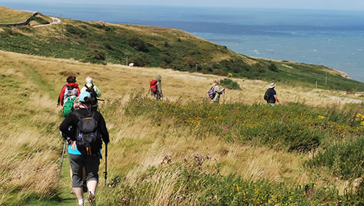 8 Day Guided Walking Holiday in Wales & Wicklow