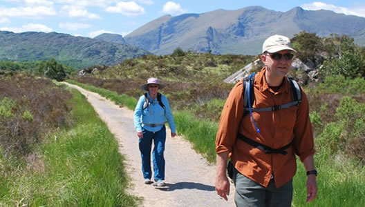8 Day Guided Walking Tour Connemara, The Burren and Aran Islands
