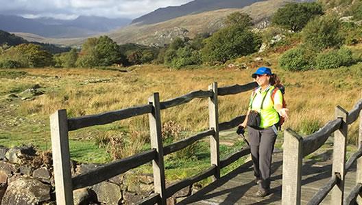 Walking Short Break in North Wales