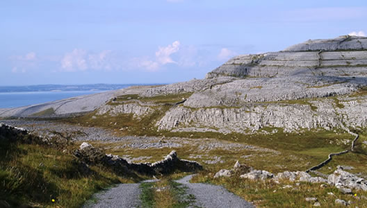 9 Day Self-Guided Walking Tour along the Burren and the Western Way