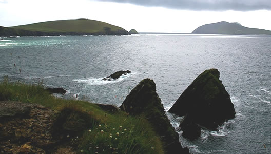 8 Day Self-Guided Walking Hiking Vacation Dingle Way Ireland