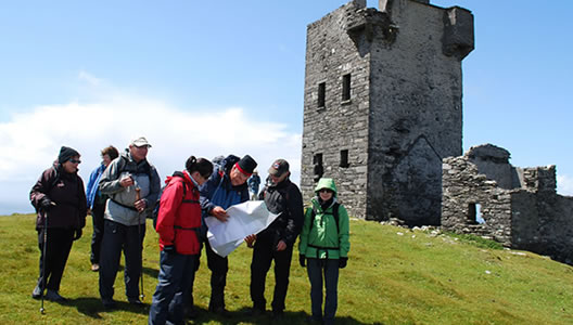 7 Day Self-Guided Kerry Way Walking Tour Ireland