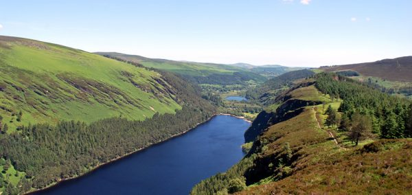Guided Walking Tour in Wales & Wicklow