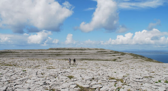 Burren Way Self-Guided Walking Hiking Ireland