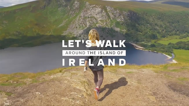 Let's Walk Ireland